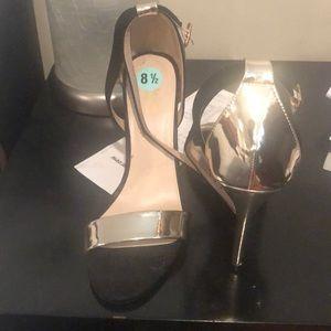 Catherine Malandrino heeled sandals NWT